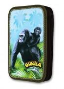 Školní penál 2-patra Gorila