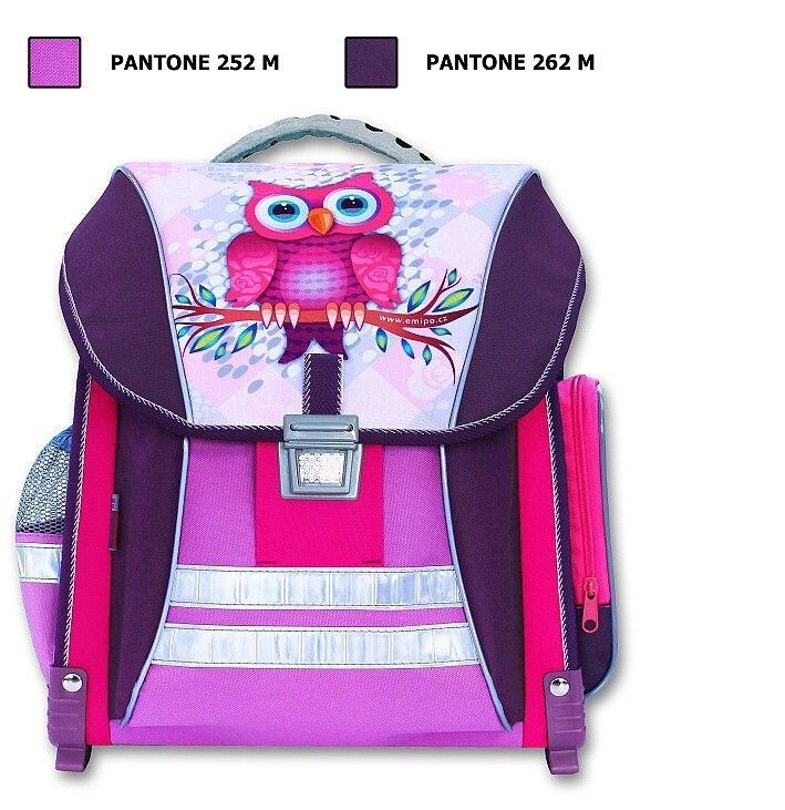 Školní batoh Sova B-7909-2.095
