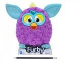 Furby plyšový 20 cm fialovo-modrý