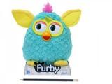 Furby plyšový 20 cm modro-žlutý