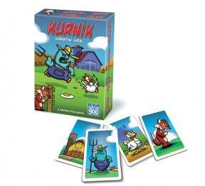 Bonaparte - Kurník - karetní hra