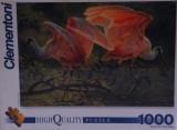 Clementoni - Puzzle 1000 dílků Volavky