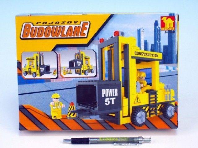 Dromader - Auto Vysokozdvižný vozík 206 ks