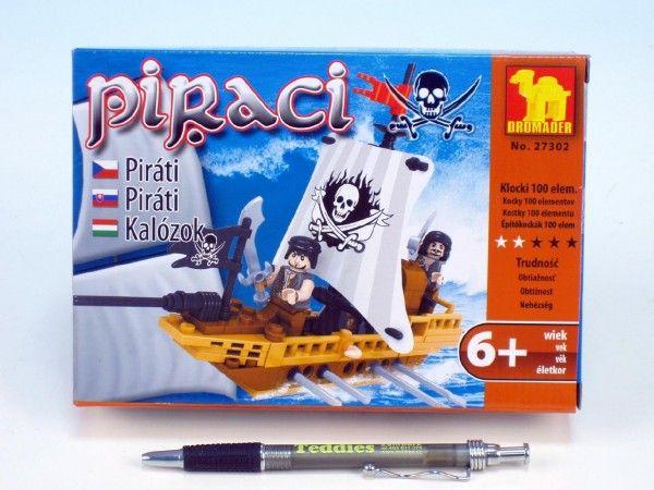 Dromader - Piráti 100 ks