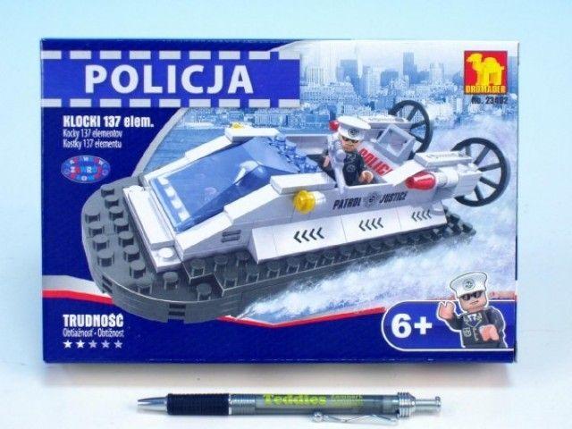 Dromader - Policie Člun 137 ks