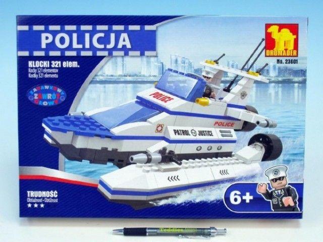 Dromader - Policie Člun 321 ks