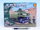 Dromader - Vojáci Tank 199 ks