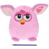 Furby plyšový 29 cm světle růžový 0+