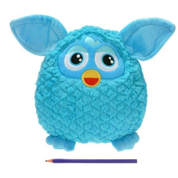 Furby Taboo plyšový 29 cm modrý 0+