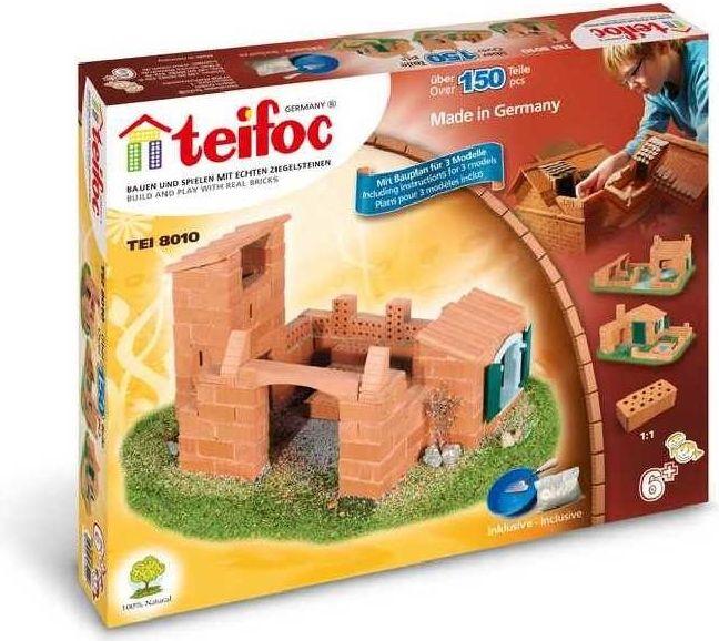 Teifoc 8010 Domek Roberto 150 dílků