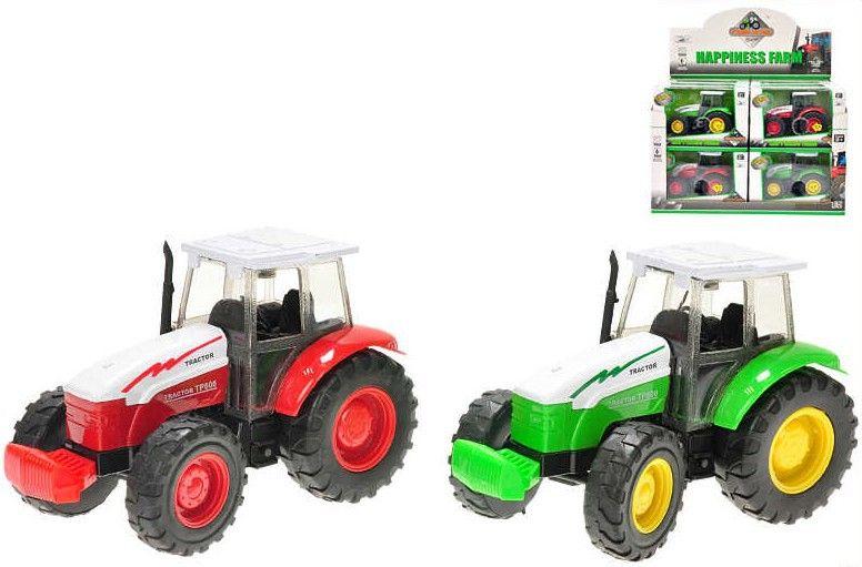 Traktor kov 14 cm na BO se zvukem