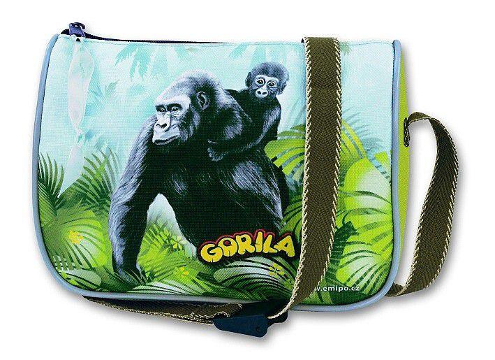 Dívčí kabelka Gorila