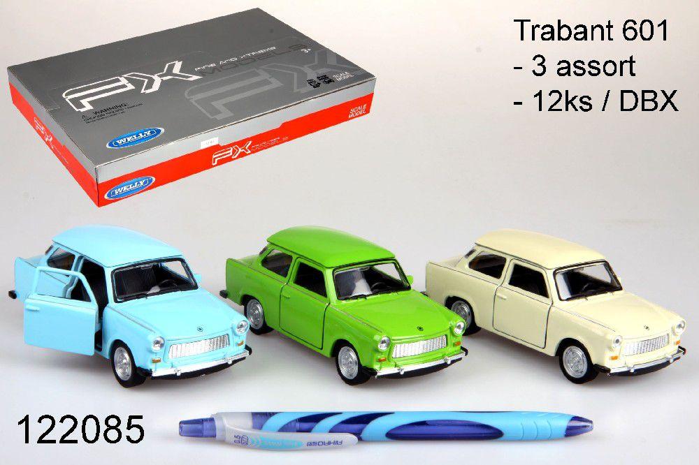 Auto Trabant 601