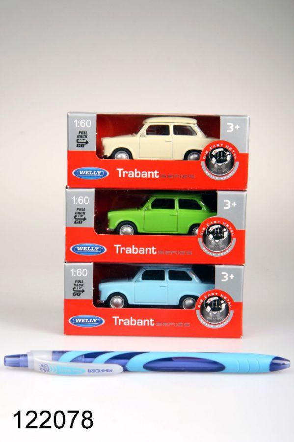 Auto Trabant 601 menší