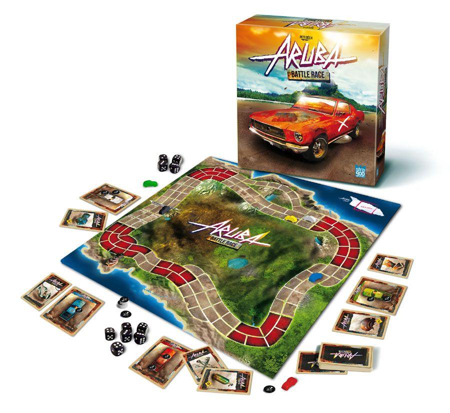 Battle Race Aruba