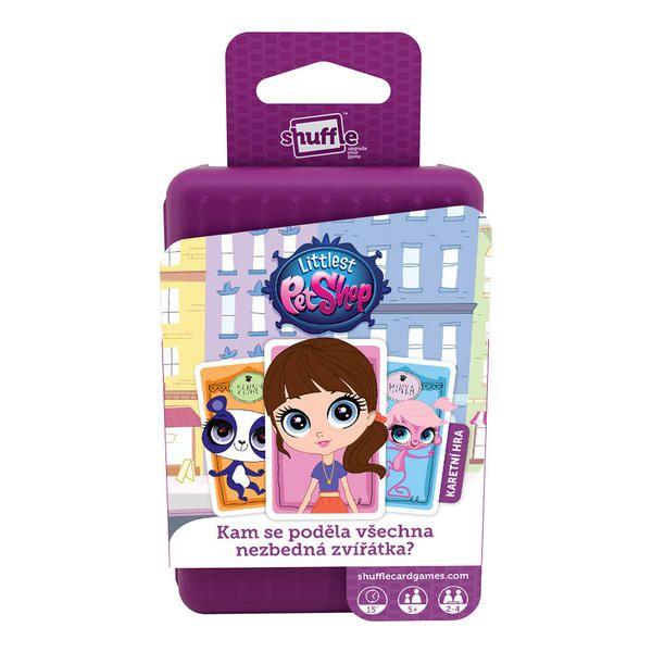 Shuffle: Littlest Pet Shop CZ karty