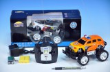 Auto RC Monster Truck 16cm s dobíjecím packem + adaptérem