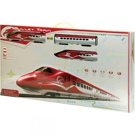 Vláček Bullet Train 163x94cm