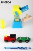 DV Jeřáb malý + vlaková souprava