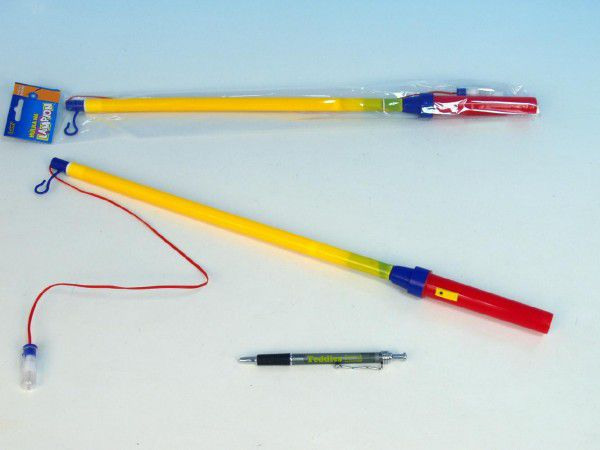Hůlka na lampion 50-75cm na baterie
