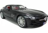 Zvětšit fotografii - Maisto Mercedes Benz SLS AMG 1:18 černá