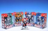 Robot 19cm chodící na baterie se zvukem