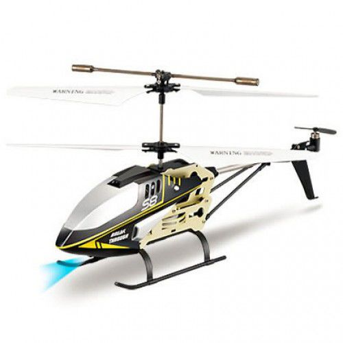 SYMA S8 interiérový vrtulník na vysílačku černý