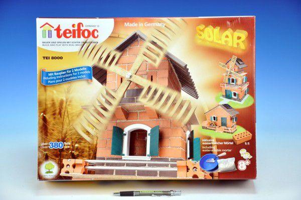 Teifoc 3577 Mlýn solární pohon