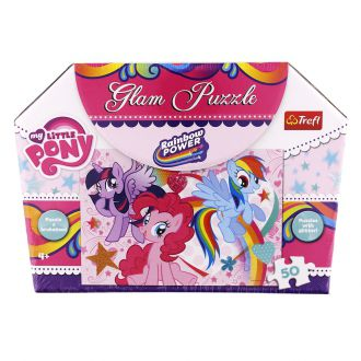 GLAM puzzle My Little Pony