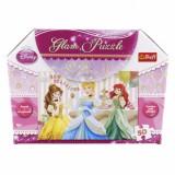 GLAM puzzle Princezny Disney