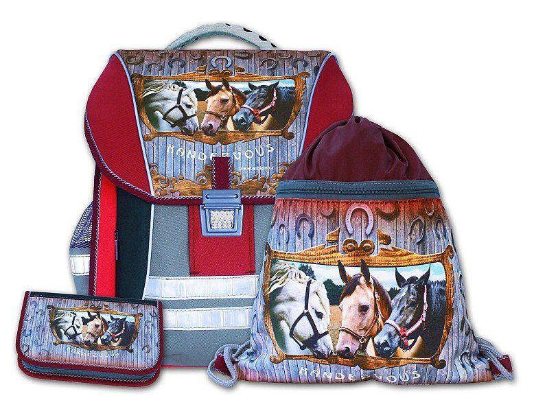 Školní batohový set Randezvous