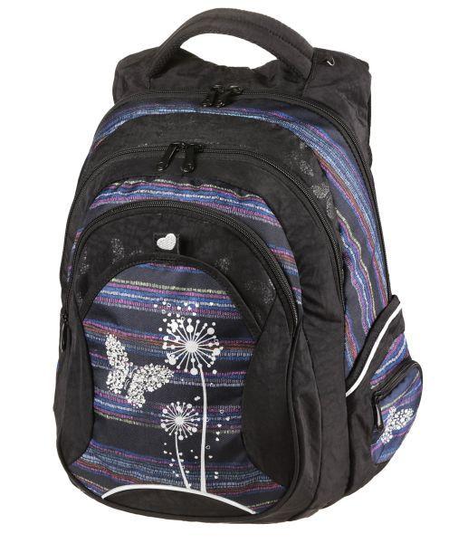 Studentský batoh Walker Paradise fialový B-42389-114