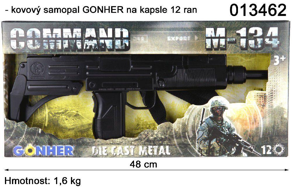 GONHER samopal M-134
