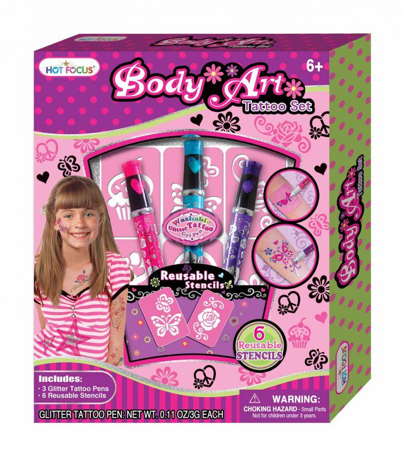 Playco - Body art set