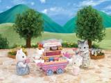 Sylvanian Families - Pojízdný obchod s bonbóny