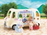 Sylvanian Families - Pojízdný obchod se zmrzlinou