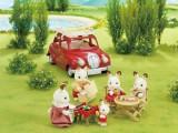 Sylvanian Families - Střešní nosič s piknik setem