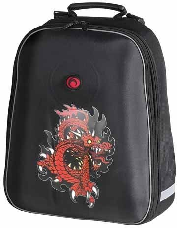 Batoh školní be.bag S Dragon