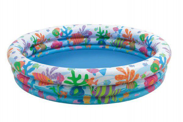 Bazén nafukovací 132x28cm