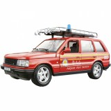 Bburago - 1:24 Security Range Rover Baa Airport Fire