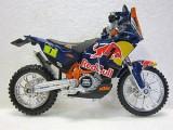Bburago - Motocykl Red Bull KTM 450 11cm