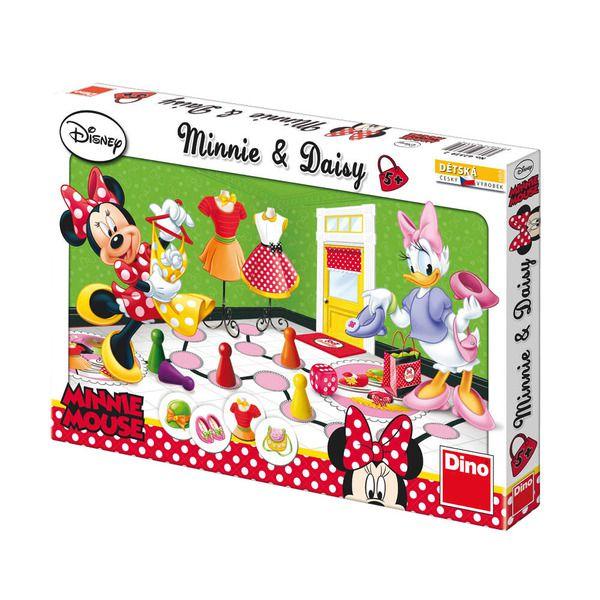 Minnie a Daisy - společenská hra