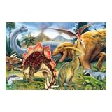 Dinosauři puzzle 66ks