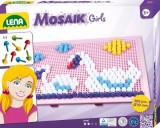 Mozaika pro holky - klobouček 1cm 200ks