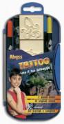 Tetování razítka + fixy