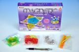 Magnetic hra pastelové barvy 50ks