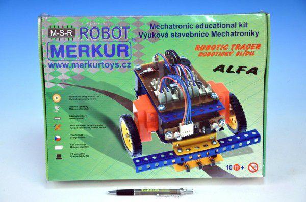 Merkur - Robotický slídil ALFA