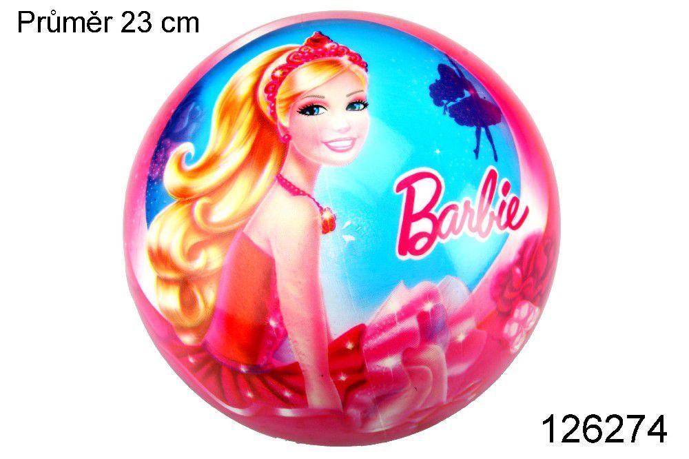 Míč STAR 23cm Barbie