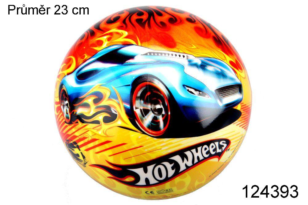 Míč STAR 23cm Hot Wheels Fire