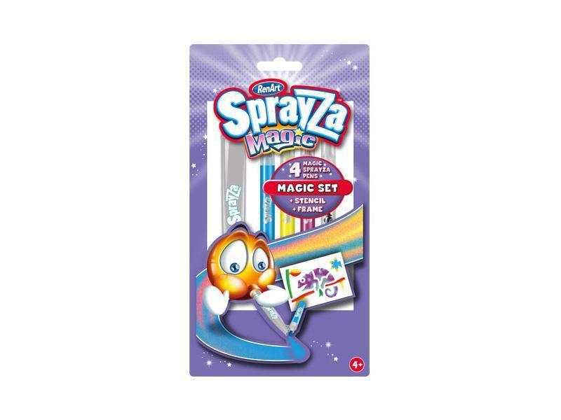 Sprayza Magic Set 1